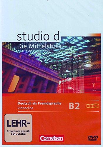 studio: Die Mittelstufe / B2: Band 1 und 2 - Video-DVD