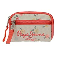 Pepe Jeans Joseline Purse Coin Pouch, 12 cm, 0.19 Liters, Multicolour