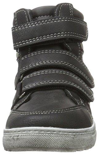 indigo by Clarks Sneaker, Baskets Basses Garçon Noir - Noir (000)