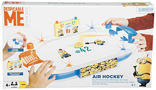 Sambro MIN-7525 Minions - Air Hockey Game (Minion Hockey)
