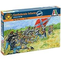 Italeri 2633–1: 72los Estados Confederados Figura
