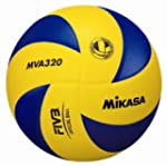 Mikasa MVA 320 Ballon de volley-ball...