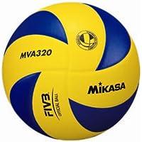 Mikasa MVA 320 - Pelota para voleibol (talla 5)