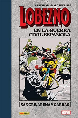 Lobezno en la guerra civil espaÑola editado por Panini / marvel