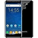 "OUKITEL K5000 - 5,7"" 4G Smartphone Libres, Pantalla Infinita, Android 7.0 Octa Core 4GB+64GB, 5000mAh, Cámara 21MP+16MP, Sensor de Huella Dactilar, Doble SIM Teléfono Móvil"