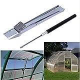 Carbon Stahl automatische Landwirtschaftliche Gewächshaus Fensteröffner, wärmeempfindliche Solar Fenster Öffner, Vent Automatische Fenster Dach Öffner Set Haushalt Werkzeug