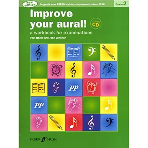 Paul Harris/John Lenehan: Improve Your Aural Grade 2 - New