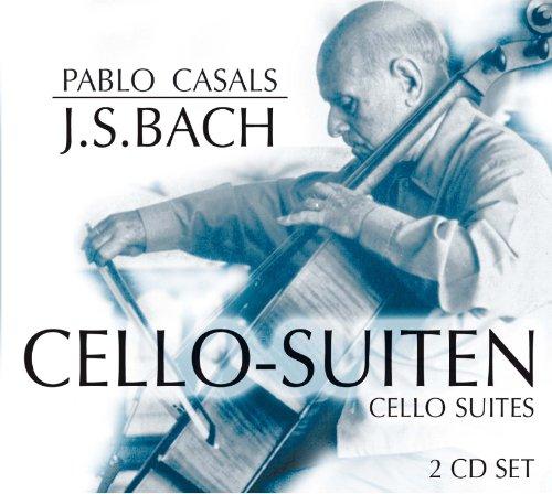Bach Casals Cello-suiten (Cello-Suiten)