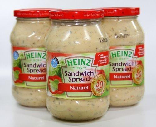 heinz-sandwichspread-naturel-3-x-450-gramm