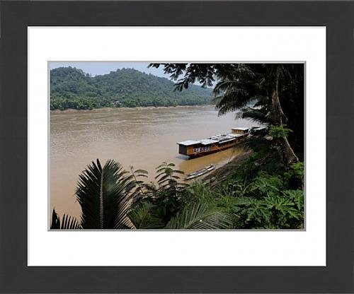 framed-print-of-banks-of-the-mekong-river-luang-prabang-laos-indochina-southeast-asia-asia