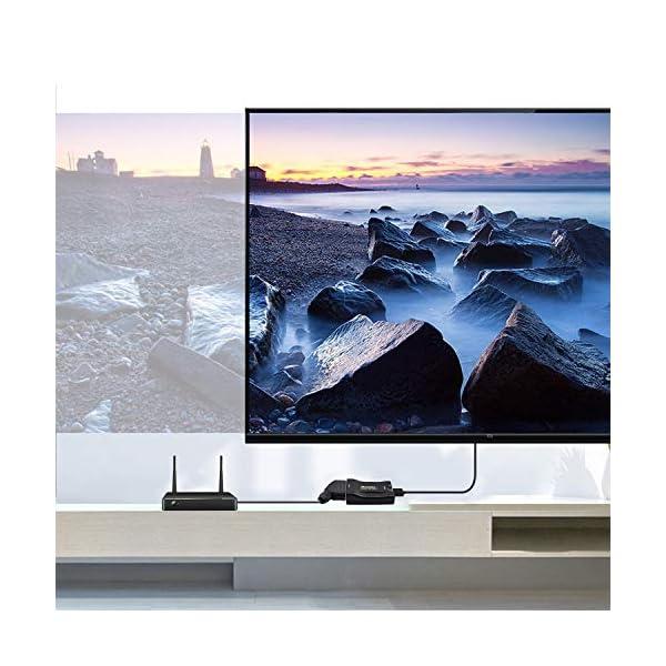 Scart-Pritel-vers-HDMI-Adaptateur