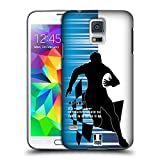 Head Case Designs Rugby Sport Estremi Cover Retro Rigida per Samsung Galaxy S5 / S5 Neo