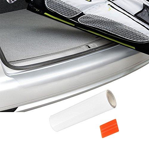 Ladekantenschutz-Folie Lack Schutz Kratzer Transparent Klar für Dacia Duster 10
