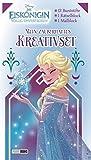Disney Die Eiskönigin: Mein zauberhaftes Kreativset: Malblock, Rätselblock, 12 Buntstifte