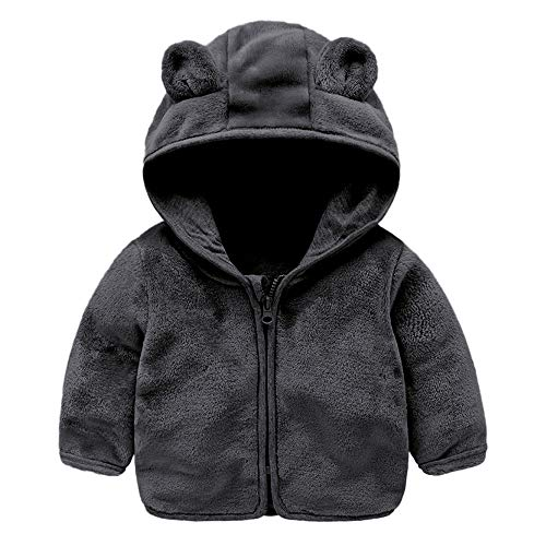 Outerwear & Coats Considerate Cute Ear Hooded Girls Coat New Spring Top Autumn Winter Warm Kids Jacket Outerwear Children Clothing Baby Tops Girl Coats Sale Price Boys' Baby Clothing