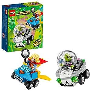 LEGO- Friends Mighty Micros: SuperGirl conBrainiac, Multicolore, 76094 5702016110487 LEGO