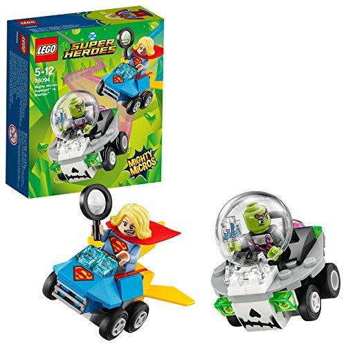 LEGO Super Heroes - Mighty Micros: Supergirl vs. Brainiac