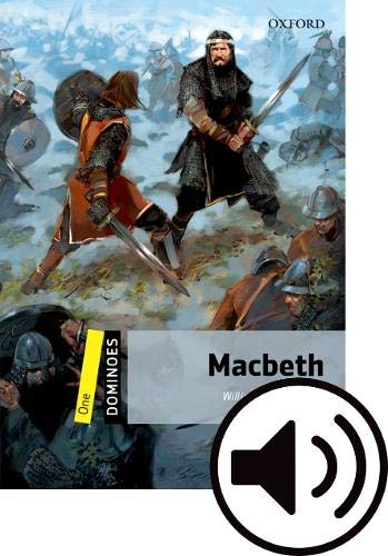 Dominoes 1. Macbeth (+ MP3) - 9780194639330 por William Shakespeare