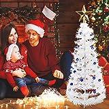Albero di Natale,Kapmore 60cm (24in) Albero di Natale artificiale per Home Office Tavolo Table Showcase Decorazione Fai da Te