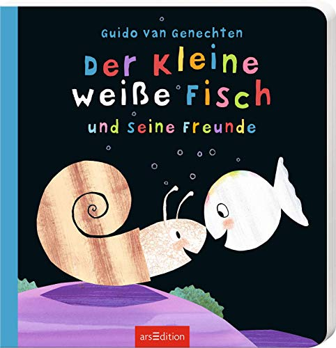 Der kleine weiße Fisch und seine Freunde - Kleiner Van