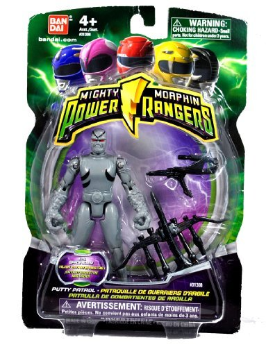 POWER RANGERS * EVIL SPACE ALIEN * MIGHTY MORPHIN * BANDAI