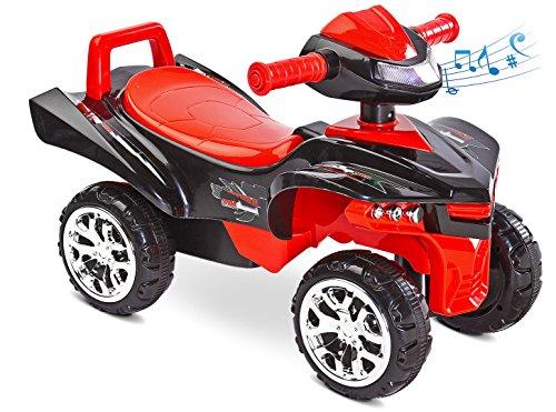 Andador juguete MiniRaptor en color Rojo