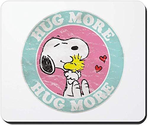 Test Hug More Mauspad, rutschfest, Gummi, 1822 cm