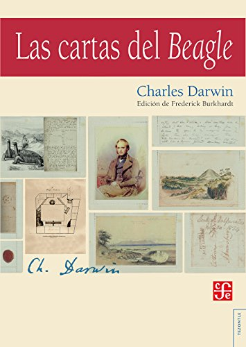 Las cartas del Beagle por Charles Darwin