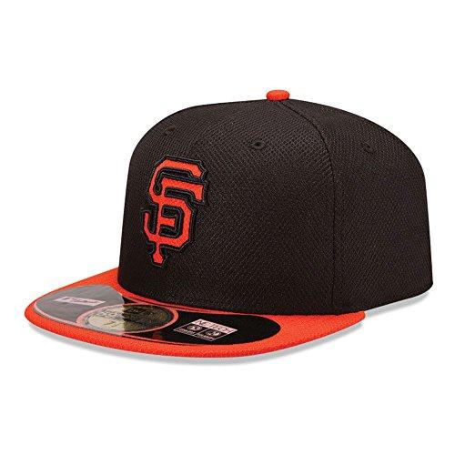 59FIFTY San Francisco Giants Offiziell lizenzierte Diamond New Era MLB Cap, 7 1/4