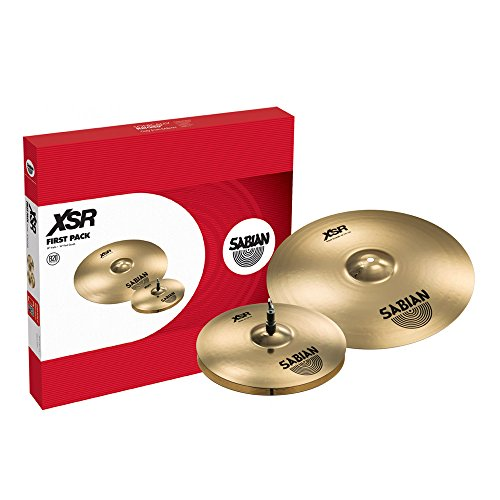 Sabian XSR First Pack XSR5011B - Set de batería