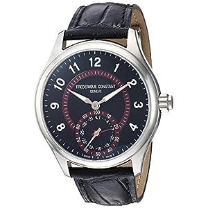 Frederique Constant Geneve Horological Smartwatch FC-285BBR5B6 Smartwatch Clásico & sencillo