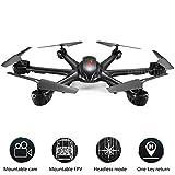MJX X601 Drone con Telecamera WiFi FPV RC Quadricottero 2,4 GHz a 4 Canali 6 Axis Gyro Headless Modalità 3D Flip Una chiave ritorno Droni Professionali