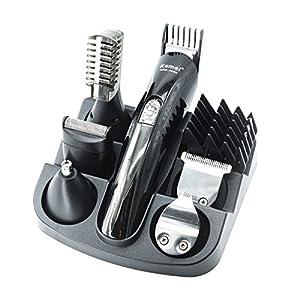11in1 Haarschneider Set I Bart u. Nasen Trimmer I Haarschneidemaschine I Rasierer