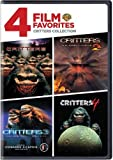 4 Film Favorites: Critters 1-4 Collection [DVD] [Region 1] [US Import] [NTSC]