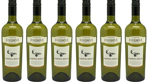 Fox-Grove-Chardonnay-Semillon-Blanc-Australien-Weiwein-6-x-075-l