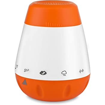 SOUNDBUB BELLA THE BUNNY PORTABLE BLUETOOTH SPEAKER BABY SOOTHER WHITE NOISE
