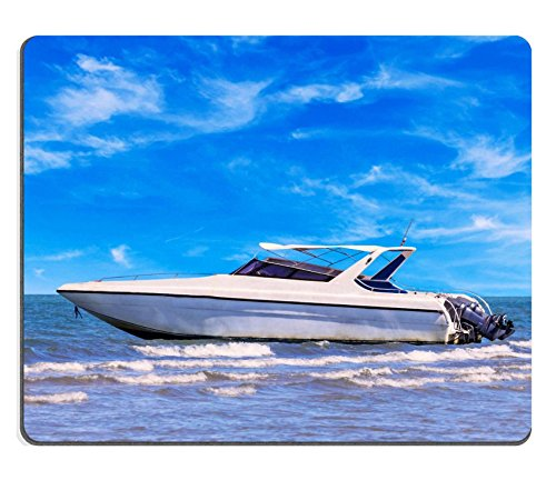Mousepads Motorboat della luce diurna per viaggi in Thailandia Asia