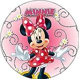 Essbarer Tortenaufleger Minnie Mouse (4 verschiedene Motive) (Motiv 1)