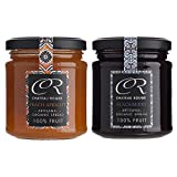 Chateau Rouge - Cesta Gourmet Mermelada Orgánica, Melocotón y Albaricoque & Mora