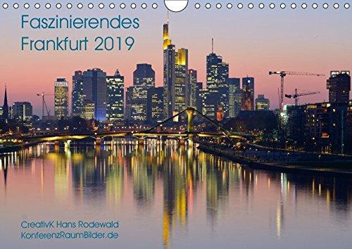 Metropole Ein Licht (Faszinierendes Frankfurt - Impressionen aus der Mainmetropole (Wandkalender 2019 DIN A4 quer): Skyline Frankfurt am Main aus verschiedenen ... (Monatskalender, 14 Seiten ) (CALVENDO Orte))
