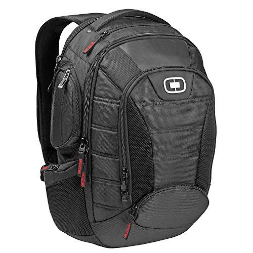 ogio-bandit-pack-multifunciones-mochila-con-compartimento-para-portatil-unisex-negro