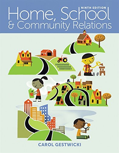 Read PDF Home School And Community Relations Mindtap Course List Ebook Library By Carol Gestwicki