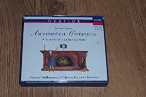 Strauss J-Cinderella,Ballet-Ritter Pasman,Ballet-Npo-Bonynge