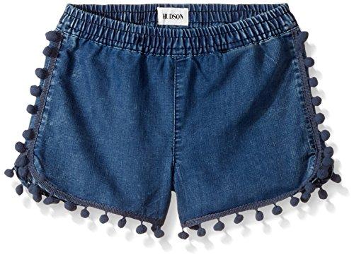 Hudson Jean Shorts (Hudson Jeans Mädchen   Shorts  -  blau - )