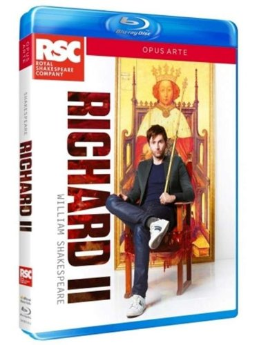Hamilton Kostüm - Shakespeare: Richard II [Blu-ray]