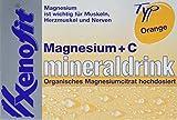 Xenofit Mineralstoff-Getränk Magnesium + Vitamin C, 20 x 4g