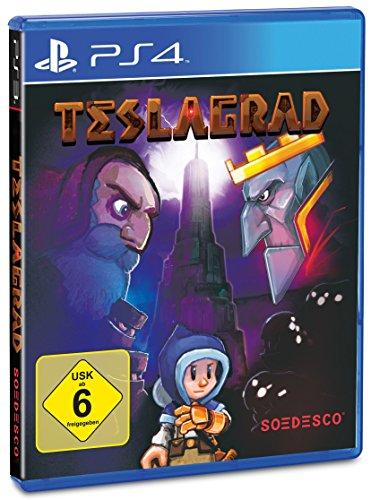 Teslagrad PS4 + Ps Vita Version [Importación Alemana]