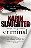 Criminal (The Will Trent Series)