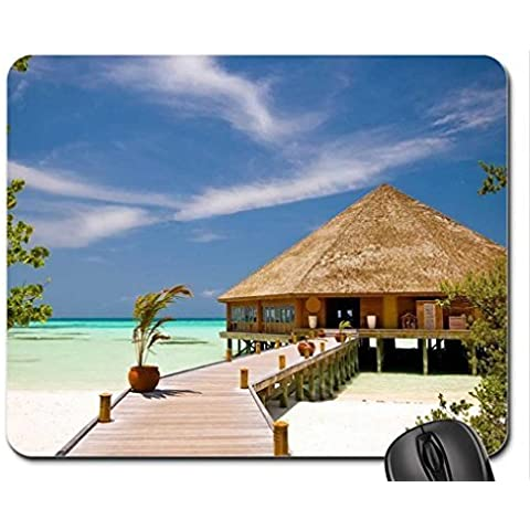 Cottage so cool Mouse Pad, Mousepad (Beaches Mouse Pad) - Beach Cottage Accessori