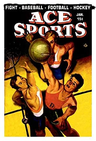 Ace Sports: Basketball Print (Unframed Paper Print 20x30) by Buyenlarge